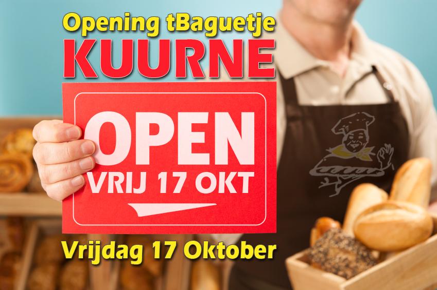 OPENING Kuurne
