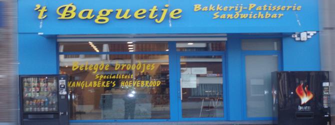 't Baguetje Kortrijk